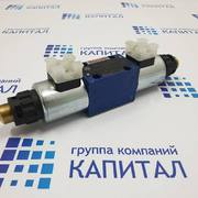 Электроклапан 4/3-way valve 24V 4WE 6 G62, 283864005, 55210530 BST - оригинал REXROTH, Германия, 375