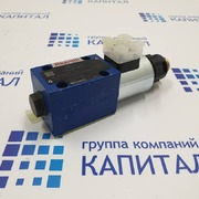 Электроклапан 4/2-way valve 24V 4 WE 6 Y22, 421954, 55210027 BST - оригинал REXROTH, Германия, 376